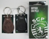 Porta Chave Pele SCP Sporting