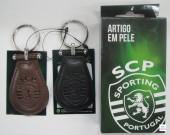 Porta Chave Pele SCP Sporting