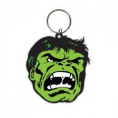 Porta Chaves Borracha Hulk Avengers Marvel
