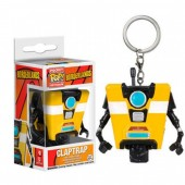Porta chaves figura POP Vinil - Claptrap Borderlands