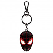 Porta Chaves Metal Miles Morales Spiderman Marvel