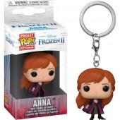 Porta Chaves Pocket Funko POP! Anna Frozen 2