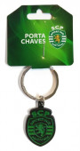 Porta Chaves Sporting Logotipo Verde