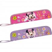 Porta flauta Minnie Disney Flowers
