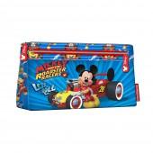 Porta lápis Plano Mickey Racers - Let`s Roll