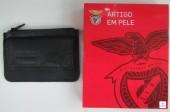 Porta Moeda SLB Benfica Preta
