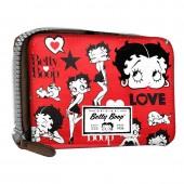Porta moedas Betty Boop - Rouge