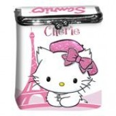 Porta moedas branca Charmmy Kitty