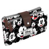 Porta moedas com fivela Mickey Disney - Visages