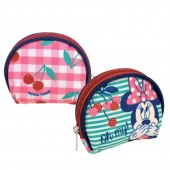 Porta moedas Disney Minnie Cherry
