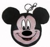 Porta moedas e chaves mickey disney