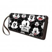 Porta moedas grande Mickey Disney - Visages