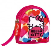 Porta Moedas Hello Kitty Heart