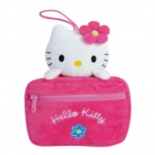Porta Moedas Hello Kitty Soft