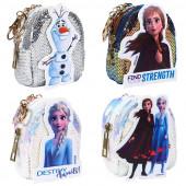 Porta Moedas Lantejoulas Frozen 2 Sortido