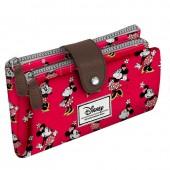 Porta moedas Minnie Disney - Cheerful