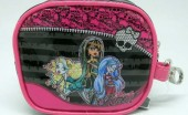 Porta moedas Monster High 11 x 9cm