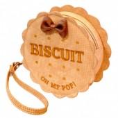 Porta moedas Oh My Pop - Cookie Biscuit