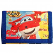Porta moedas Super Wings Mundo