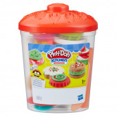 Pote Bolachas Play Doh
