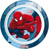 Prato fundo Marvel Spiderman