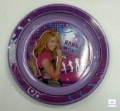 Prato Hannah Montana Melamina