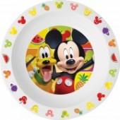 Prato Mickey & Pluto 20 cm