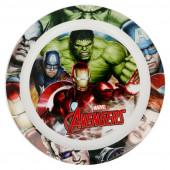 Prato Microondas Avengers