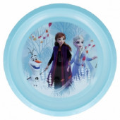 Prato Plástico Frozen 2