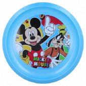 Prato Plástico Mickey Friends