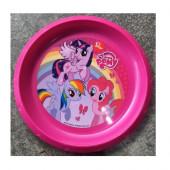 Prato Plástico My Little Pony