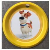Prato Plástico Pets