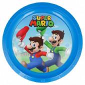 Prato Plástico Super Mario