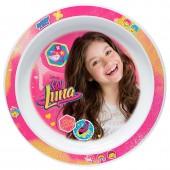 Prato raso Sou Luna Disney