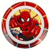 Prato Spiderman Microondas