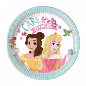 Pratos Princesas Disney Dare to Dream 20cm