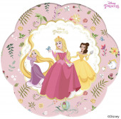 Pratos Princesas Disney True Princess