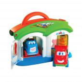 Primeira Garagem de Carros Happy Kid 12+