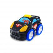 Primeiro Carro Preto Divertido Toca e Foge Happy Kid 12+