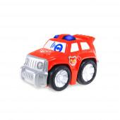 Primeiro Carro Vermelho Divertido Toca e Foge Happy Kid 12+