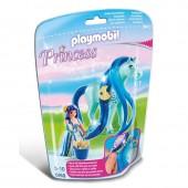 Princesa Lua + Cavalo Playmobil