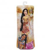 Princesa Pocahontas c/ brilho real
