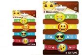 Pulseiras Emoji