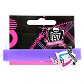 Pulsera Silicone Clawdeen Wolf Monster High