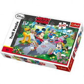 Puzzle 100 pcs Mickey e amigos Disney