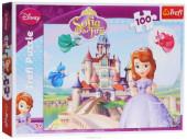 Puzzle 100 pcs Princesa Sofia