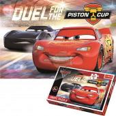 Puzzle 100 Peças Cars