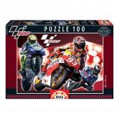 Puzzle 100 Peças Moto GP