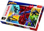 Puzzle 100 peças Spiderman