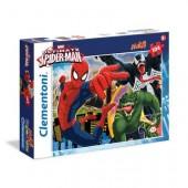 Puzzle 104 peças Ultimate Spiderman